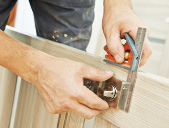 C W Joinery Walsall Door Fitting Image 003