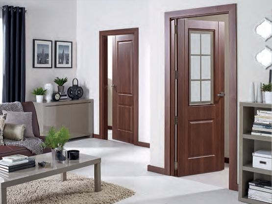 C W Joinery Walsall Wood Internal Living Doors Image