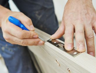 C W Joinery Walsall Door Fitting Image 002