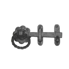 C W Joinery Door Handles Tudor Flower Gate Latch